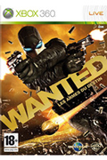 Jeux Xbox 360 Warner WANTED