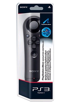 Accessoires PS3 MOVE NAVIGATION CONTROLLER Sony