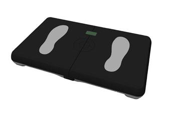 Accessoires Wii BALANCE BOARD WII NOIRE Bigben