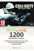 Microsoft CARTE PREPAYE 1200M XLIVE photo 1