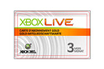 Microsoft CARTE XBOX LIVE GOLD 3 MOIS photo 1