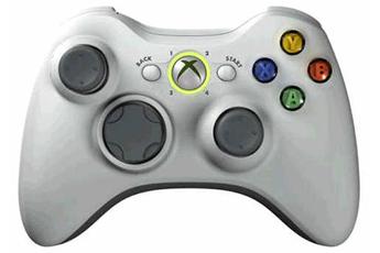 Accessoires Xbox 360 MANET SS FIL XB360 Microsoft
