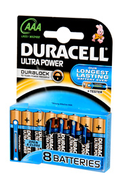 Duracell Duracell ULTRA POWER AAA LR03 x8