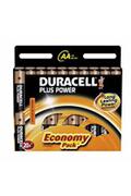 Duracell PILAL AA B20 +P X20