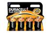 Duracell LR20 D x4 PLUS POWER photo 1