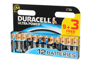 Duracell ULTRA POWER AA LR06 x12