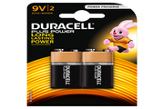 Duracell PLUS POWER 9VX2