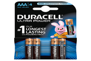 Pile Duracell ULTRA POWER AAAX4