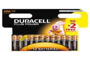 Duracell PROMO PP AAA 10+2
