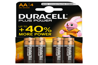 Pile PLUS POWER AAX4 Duracell