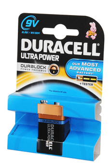 Pile ULTRA POWER 9V Duracell