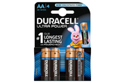 Pile Duracell ULTRA POWER AAX4