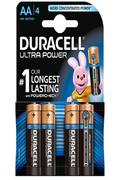 Duracell ULTRA POWER AAX4