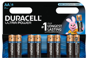 Duracell ULTRA POWER AAX8