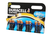 Duracell ULTRA POWER AA LR06 x8