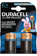 Pile Duracell ULTRA POWER CX2