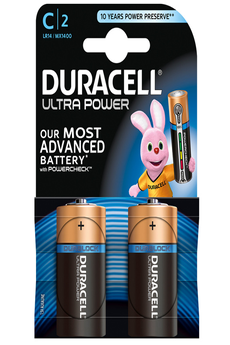 Pile ULTRA POWER CX2 Duracell
