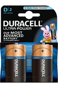 Pile Duracell ULTRA POWER DX2