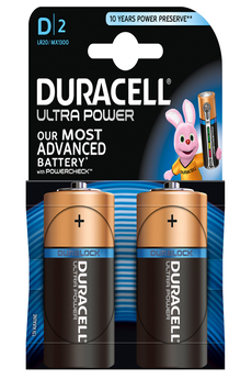 Pile ULTRA POWER DX2 Duracell