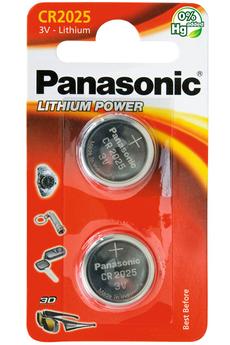 Pile Panasonic CR-2025 X2