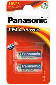 Pile LRV08 Panasonic