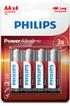 Philips PILES LR6 1.5V AA photo 1