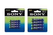 Sony PACK 48 (24 AA/ 24 AAA)