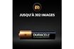 Duracell Lot de 4 piles rechargeables AAA 900mAh photo 5