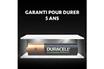 Duracell Lot de 4 piles rechargeables AAA 900mAh photo 6