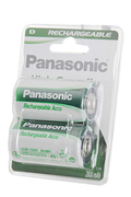 Panasonic HIGH CAPACITY D LR20 X2 2800 mAh