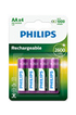 Philips PILES X4 AA 2600 MAH photo 1