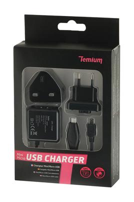Chargeur / Cable pour GPS TC-50G-01 Temium