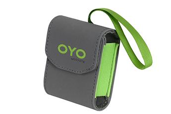Housse / étui pour GPS HOUSS GREY/GREEN Oyo