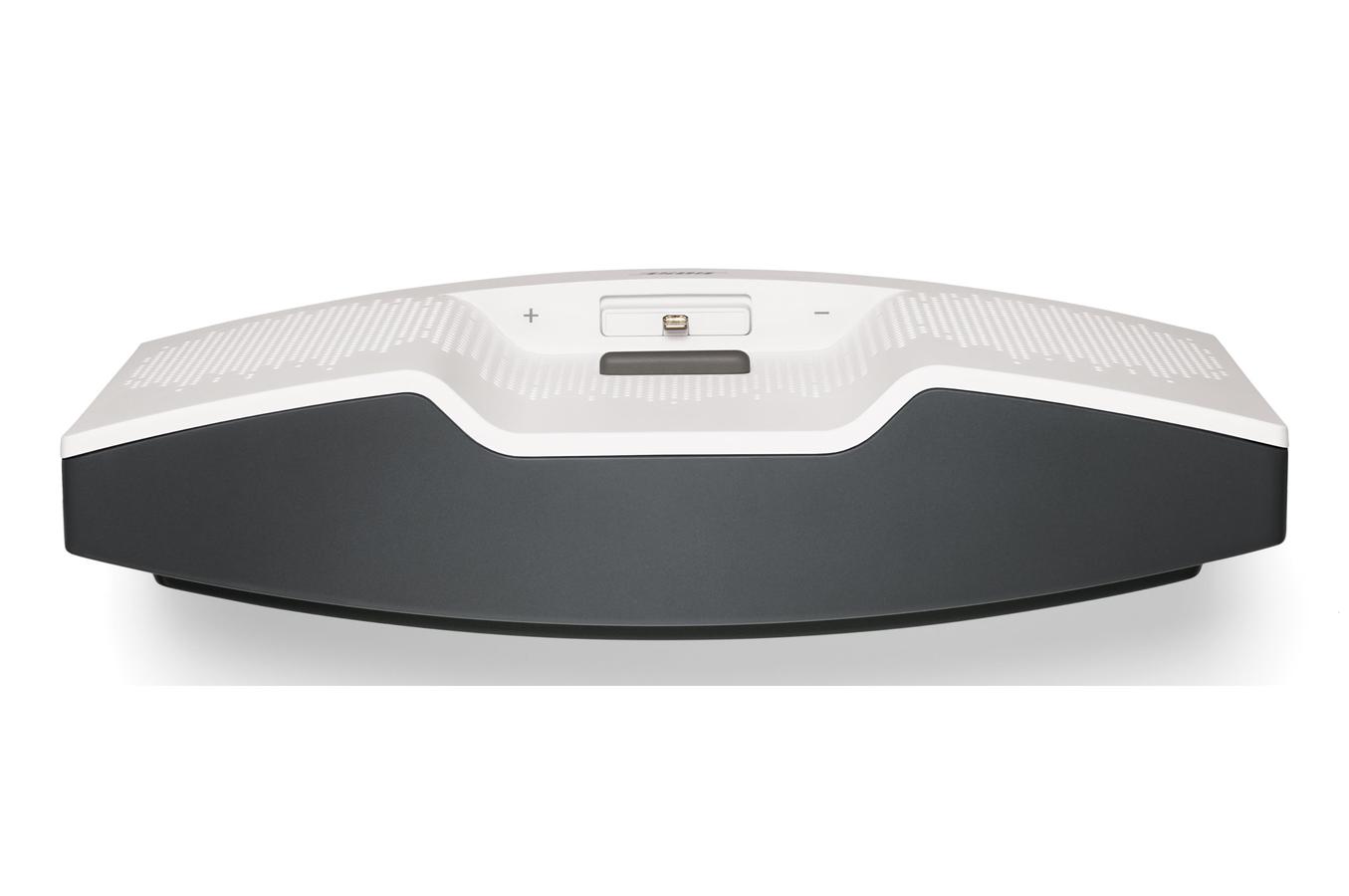 station d 39 accueil bose sounddock xt blanc gris 4047923. Black Bedroom Furniture Sets. Home Design Ideas