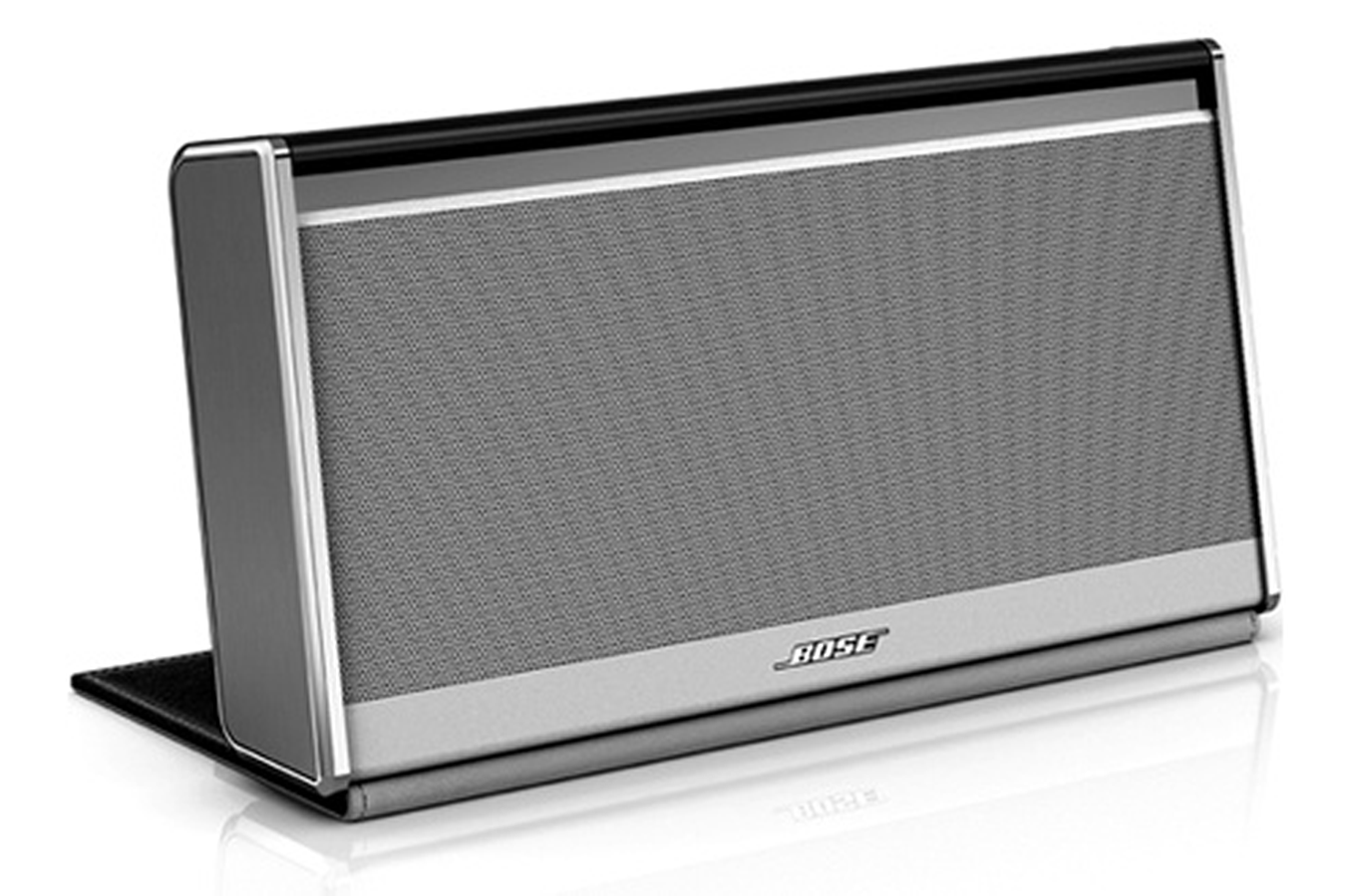 enceinte bluetooth sans fil bose soundlink mobile silver. Black Bedroom Furniture Sets. Home Design Ideas