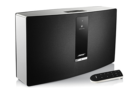 enceinte multiroom bose soundtouch 30 sound touch 30 darty. Black Bedroom Furniture Sets. Home Design Ideas