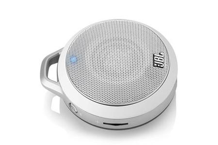 enceinte bluetooth sans fil jbl micro wireless blanc darty. Black Bedroom Furniture Sets. Home Design Ideas
