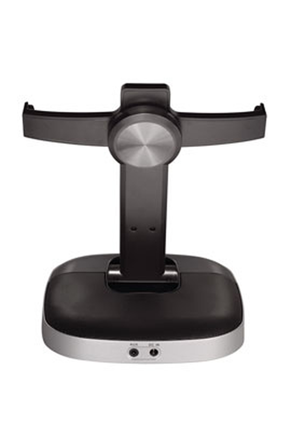 Station d 39 accueil logitech speaker stand for ipad for Stand accueil