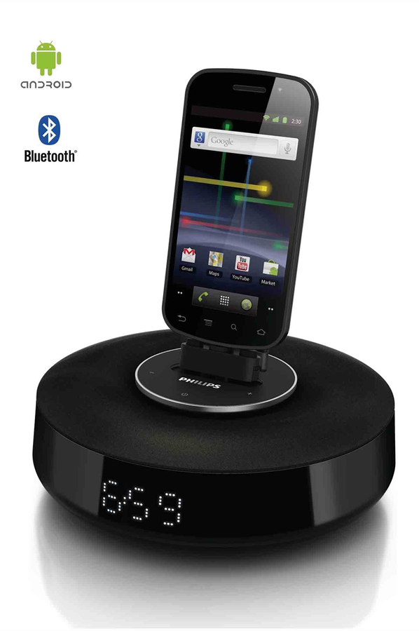 enceinte bluetooth sans fil philips as111 12 android 1317300 darty. Black Bedroom Furniture Sets. Home Design Ideas