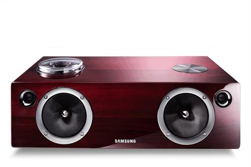 Test : l'enceinte hi-fi double dock Samsung