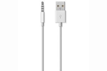 Câble / Connectique CABLE USB POUR iPOD SHUFFLE Apple