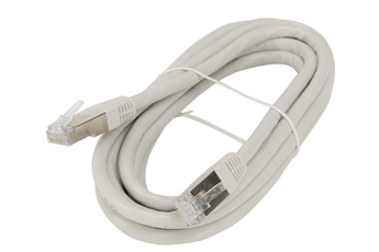 Câble / Connectique RJ45 DROIT 3M CATEGORIE 6 Temium