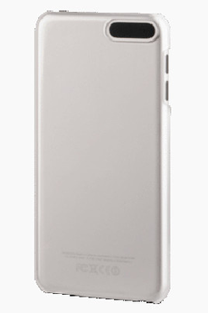 Housse / protection pour iPod COQUE DE PROTECTION CRYSTAL POUR IPOD TOUCH 5 6G Muvit
