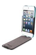 Housse / protection pour iPod Muvit ETUI FLIP cover NOIR POUR APPLE IPOD TOUCH 5 6G
