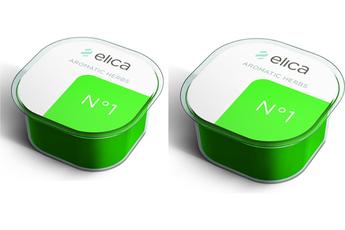 Détartrant / désodorisant 2 capsules de parfum senteur herbes aromatiques Elica