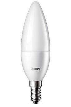 Ampoule LED FLAMME - 3W (25W) - CULOT E14 Philips