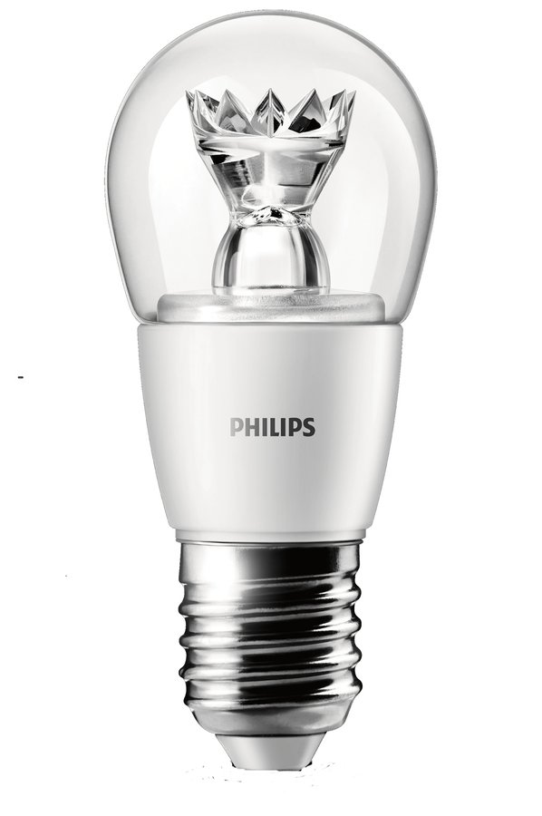 Ampoule led philips spherique 3w 25w culot e27 x4 - Ampoule culot e27 ...