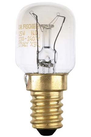 ampoule wpro ampoule pour refrigerateur e14 25w darty. Black Bedroom Furniture Sets. Home Design Ideas