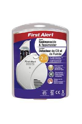 Détecteur de fumée SECUR SCO5CE First Alert