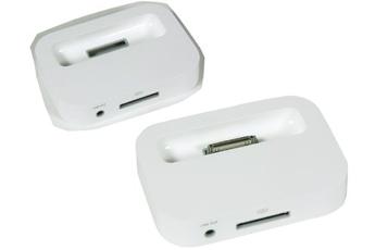 Autre accessoire pour baladeur et tablette STATION D'ACCUEIL M9602 Apple